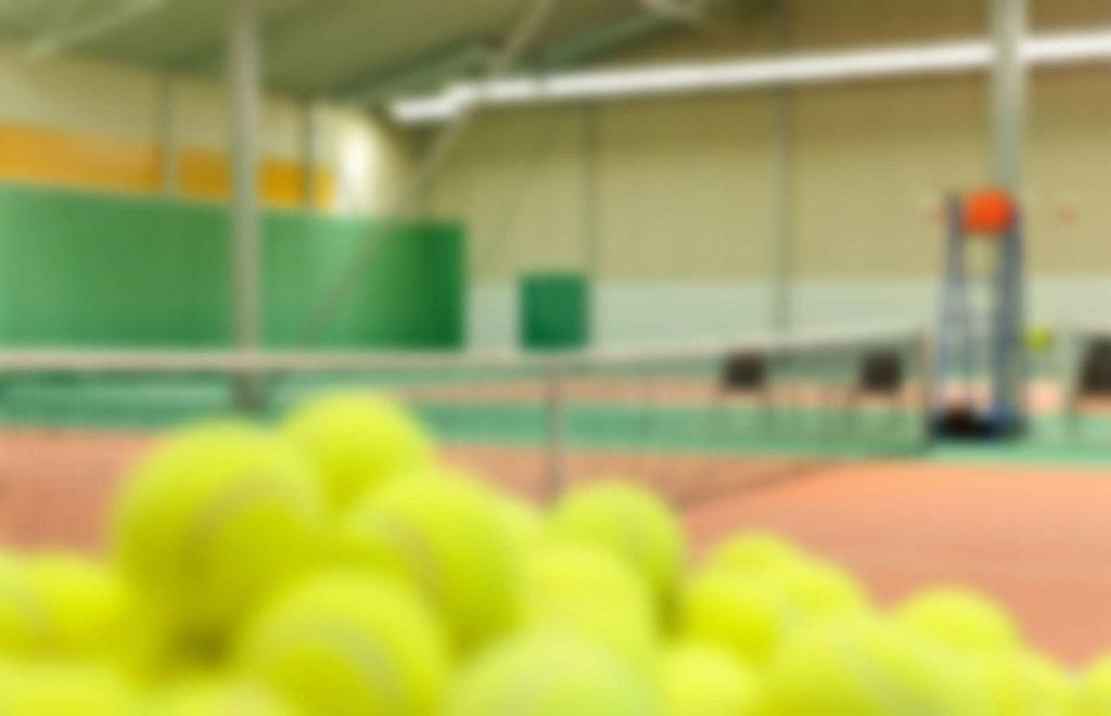 Tennishalle Feld #1